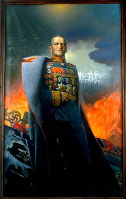 Маршал Жуков 1974